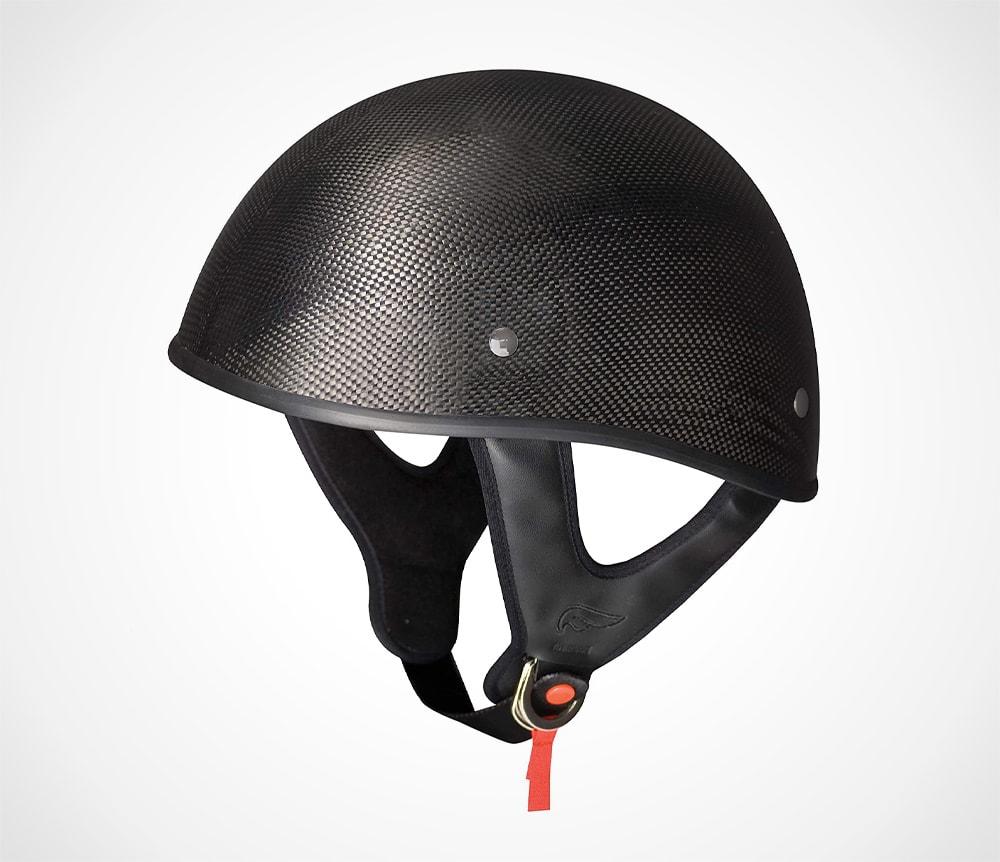 Carbon Half Helmet