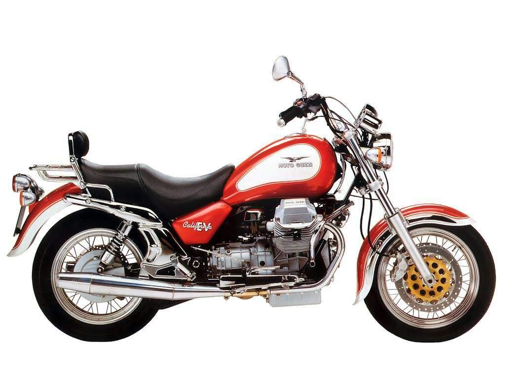 Moto Guzzi California 1100EV 97