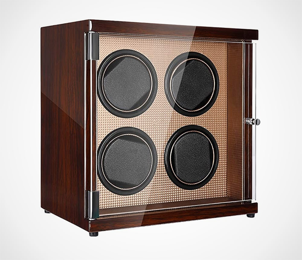 Quad Watch Winder for Automatic Watches