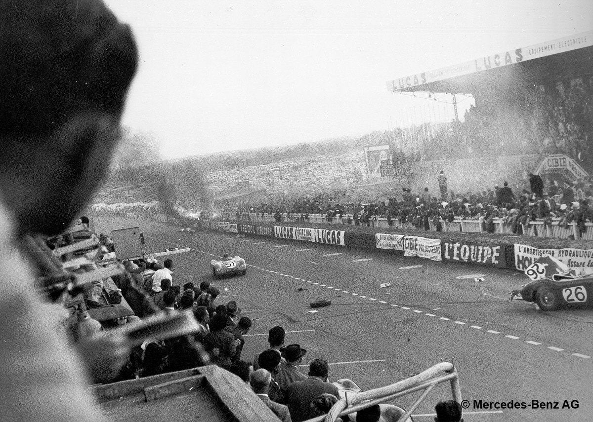 The 1955 Le Mans Disaster