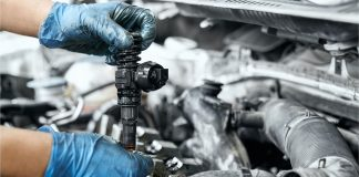 Ignition coil service