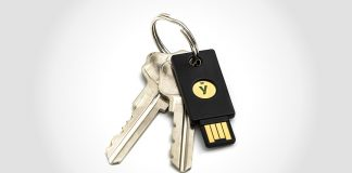 YubiKey 5 NFC Two Factor Authentication USB