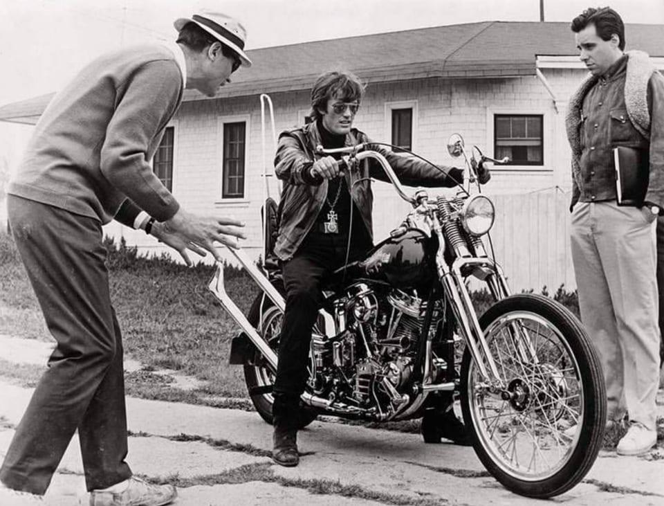 Dragon Bike 1966 Wild Angels chopper