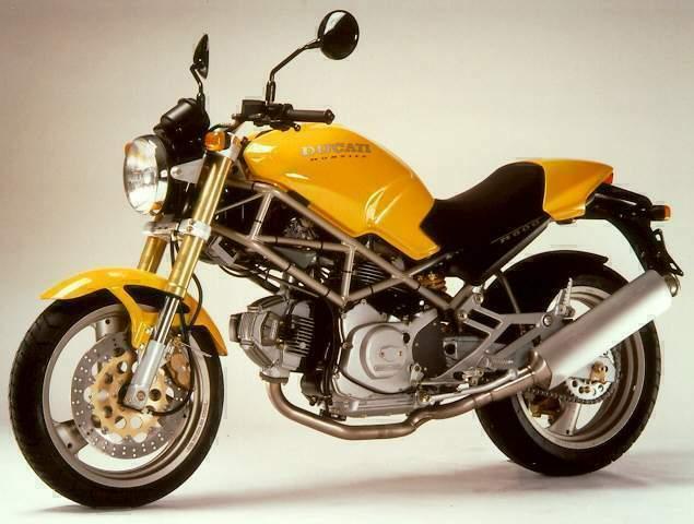 Ducati Monster 900 94 streetfighter